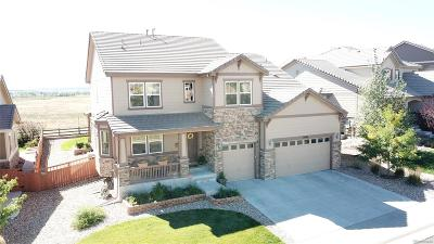 Castle Rock Single Family Home Active: 6488 Arabella Drive