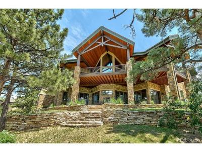 Castle Rock Single Family Home Active: 6714 Handies Peak Court