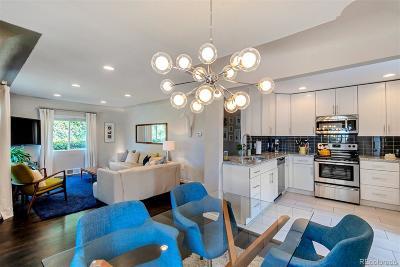 Wheat Ridge Single Family Home Under Contract: 3050 Eaton Street