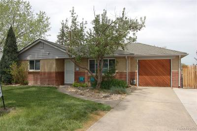 Wheat Ridge Single Family Home Active: 6625 West 44th Place