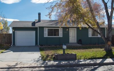 Broomfield Single Family Home Under Contract: 13404 Alcott Way