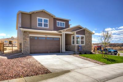 Castle Rock Single Family Home Active: 4744 Ravencrest Place