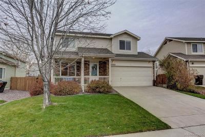 Broomfield Single Family Home Active: 12543 Bryant Street
