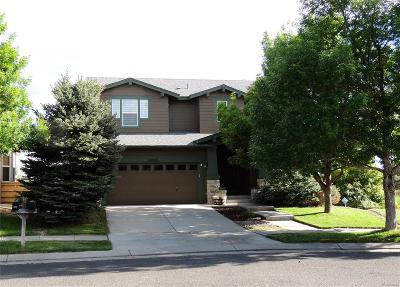 Commerce City Single Family Home Active: 16550 East 104th Place