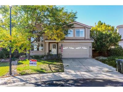 Highlands Ranch Single Family Home Active: 9798 Dampler Way