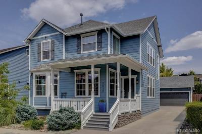 Denver Single Family Home Active: 2830 Emporia Court
