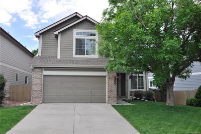 Parker CO Single Family Home Active: $394,900