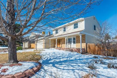 Centennial Single Family Home Active: 8137 South Downing Street