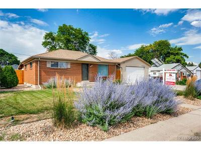 Northglenn Single Family Home Active: 2021 East 112th Place