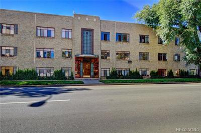 Cap Hill/Uptown, Capital Hill, Capitol Hill Condo/Townhouse Active: 1000 East 8th Avenue #16