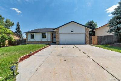 Aurora Single Family Home Active: 18916 East Colorado Drive