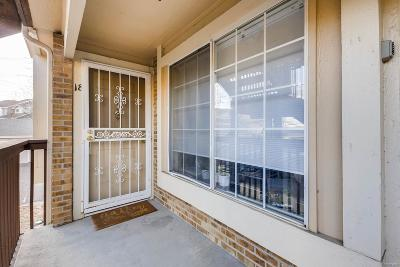 Denver Condo/Townhouse Active: 1885 South Quebec Way #H18
