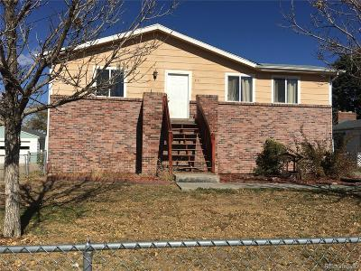 Commerce City Single Family Home Active: 7131 East 60th Avenue