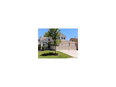 Aurora Single Family Home Under Contract: 5536 South Winnipeg Street
