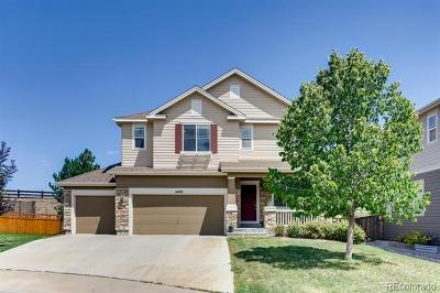 Castle Rock Single Family Home Active: 2408 Thistle Court
