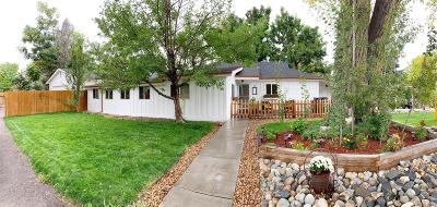 Wheat Ridge Single Family Home Active: 2991 Marshall Court