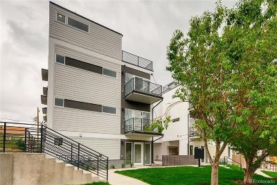 Condo/Townhouse Under Contract: 1274 Quitman Street #4