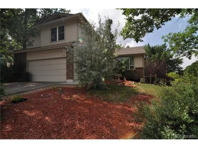 Cotton Creek Single Family Home Active: 4457 West 110th Circle