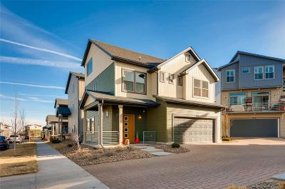 Denver CO Single Family Home Active: $320,000
