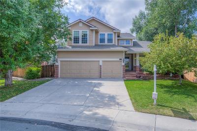 Thornton Single Family Home Active: 13488 Marion Street