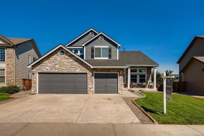 Highlands Ranch Single Family Home Under Contract: 10261 Royal Eagle Lane
