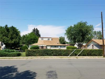 Englewood Single Family Home Active: 4086 South Washington Street