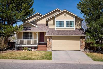 Highlands Ranch Single Family Home Active: 1397 Ascot Avenue