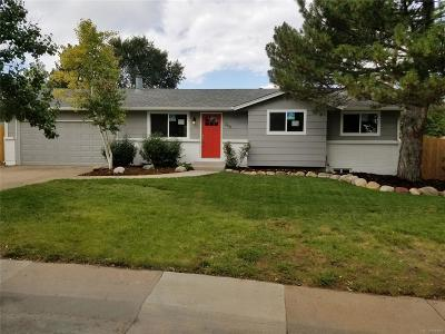Littleton Single Family Home Active: 266 Dianna Drive