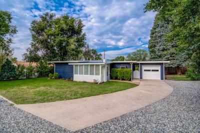 Colorado Springs Single Family Home Active: 1932 Trent Avenue