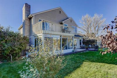 Highlands Ranch Single Family Home Under Contract: 2306 Thistle Ridge Circle