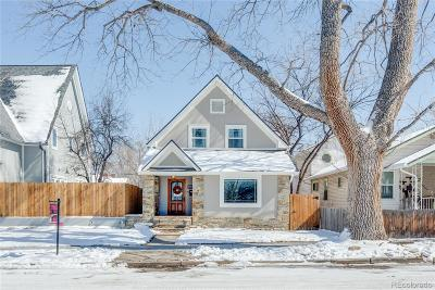 Denver Single Family Home Active: 4180 Xavier Street