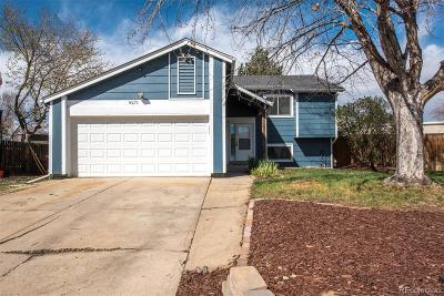 Westminster Single Family Home Under Contract: 9271 West 98th Way