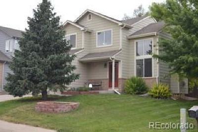 Centennial Single Family Home Under Contract: 5015 South Genoa Street