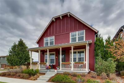 Denver Single Family Home Active: 3564 Yosemite Street