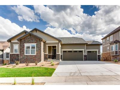 Arvada Single Family Home Under Contract: 16902 West 94th Place