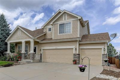 Parker CO Single Family Home Active: $449,900