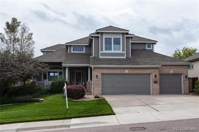 Littleton Single Family Home Active: 6557 South Robb Way