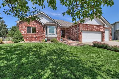 Arvada Single Family Home Active: 5294 Taft Court