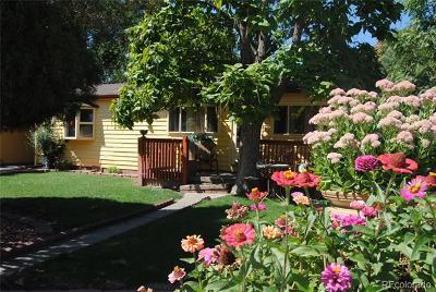 Commerce City Single Family Home Active: 5845 Poplar Street