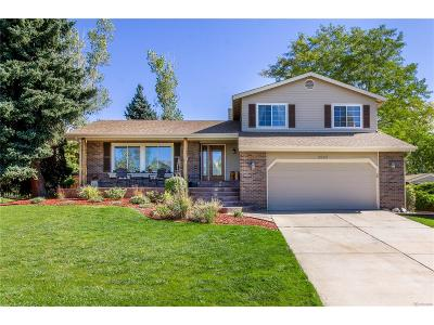 Highlands Ranch Single Family Home Under Contract: 8643 South Woody Way