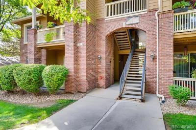Littleton Condo/Townhouse Active: 1672 West Canal Circle #411