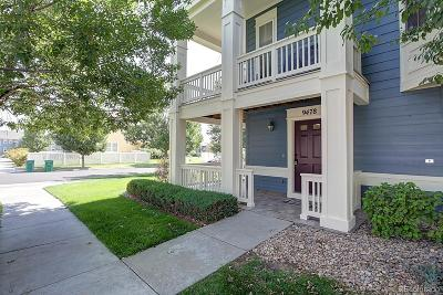 Commerce City Condo/Townhouse Active: 9478 East 108th Avenue