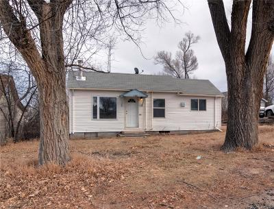 Simla CO Single Family Home Active: $145,000