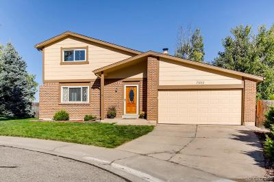 Arvada Single Family Home Active: 7602 Coors Court