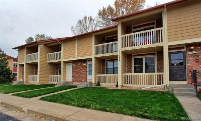 Northglenn Condo/Townhouse Under Contract: 11636 Community Center Drive #28