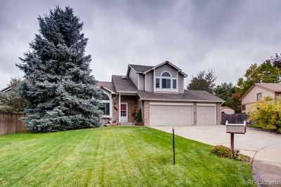 Arvada Single Family Home Active: 11234 West 67th Place