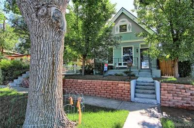 Denver Single Family Home Active: 2526 Julian Street
