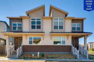 Lakewood Condo/Townhouse Active: 7255 West Evans Avenue