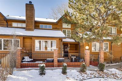 Arvada Condo/Townhouse Under Contract: 11720 West 66th Place #B