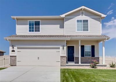 Bennett Single Family Home Active: 47371 Iris Avenue